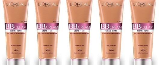 BB Cream da L'Oréal – Eu testei!