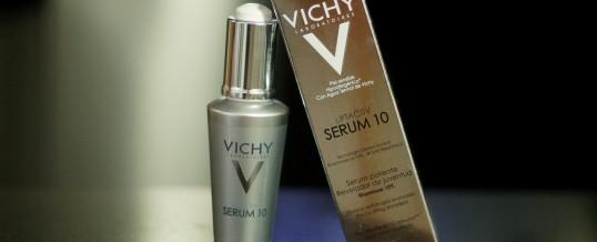 Liftactive serum 10 – o  antienvelhecimento da Vichy – Eu testei!