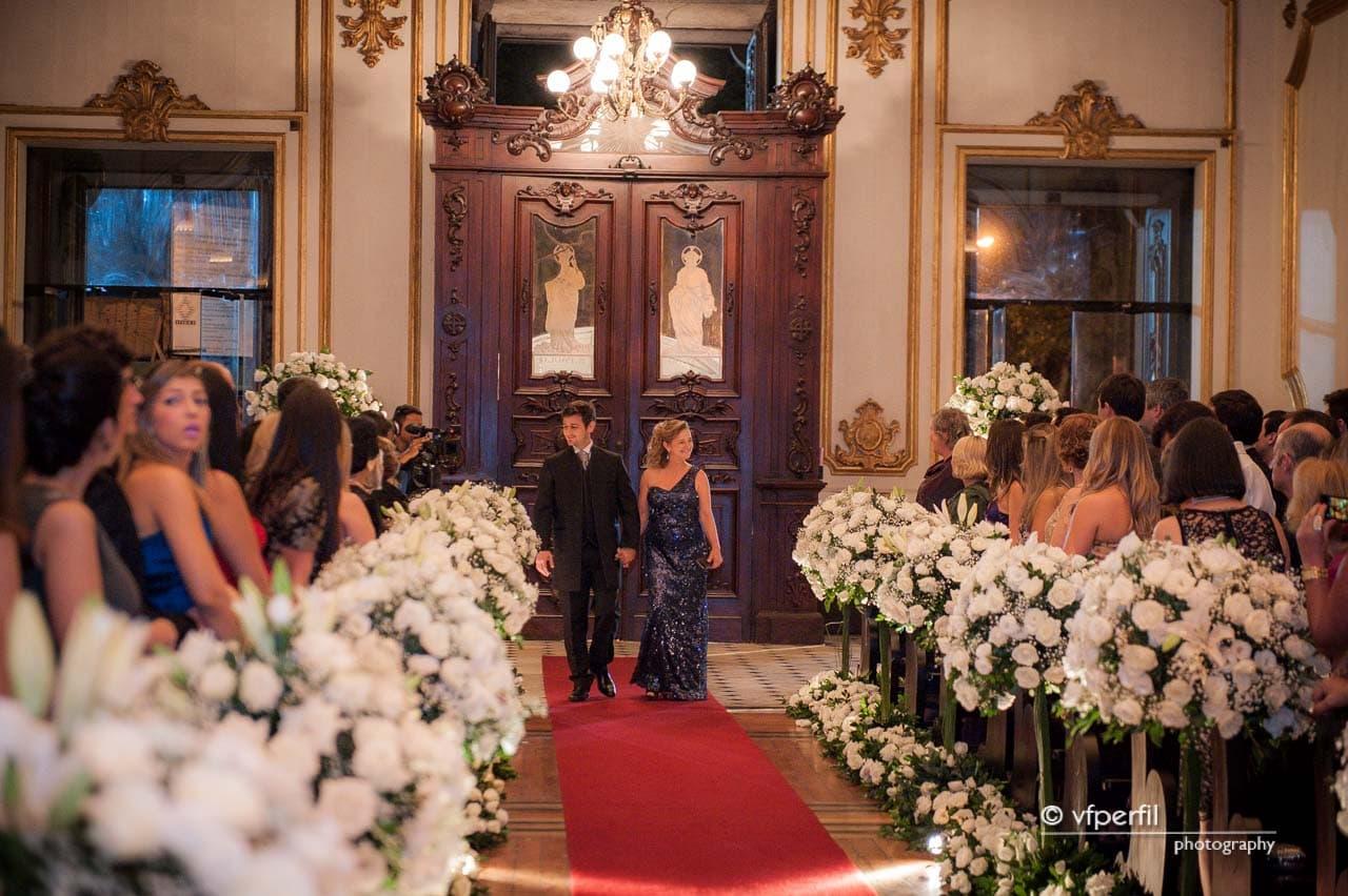 casamento na Igreja Nossa Senhora do Carmo