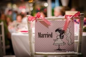 decoração casamento cadeira da noiva brides chair