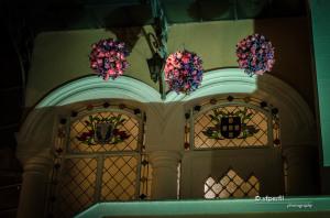 decoração casamento área externa