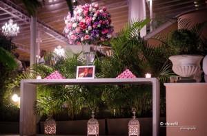 decoração casamento Espaço 1