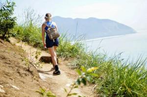 trilha na barra de guaratiba