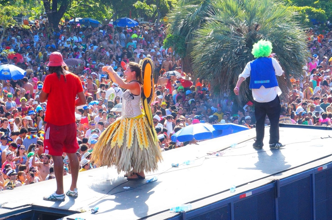blocos de carnaval de rua Orquestra Voadora