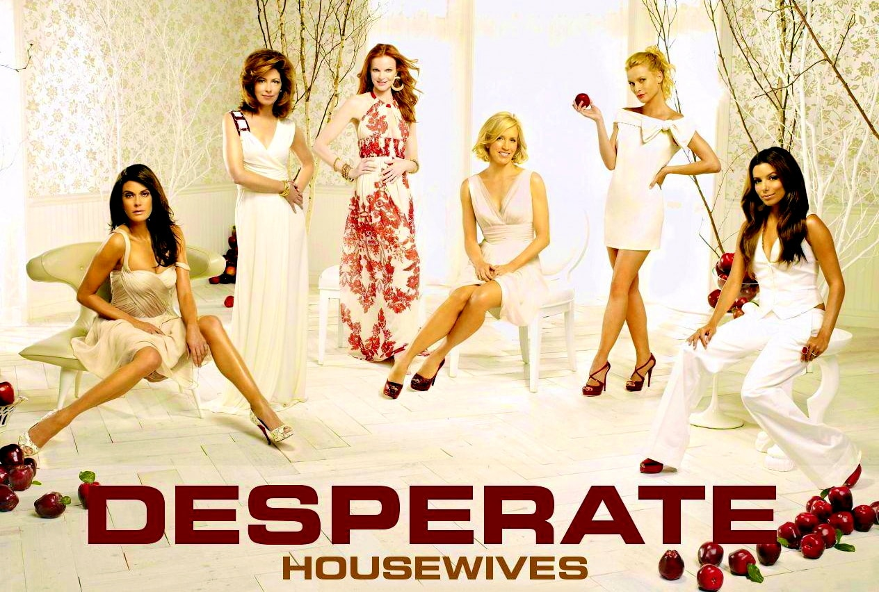 seriado Desperate Housewives