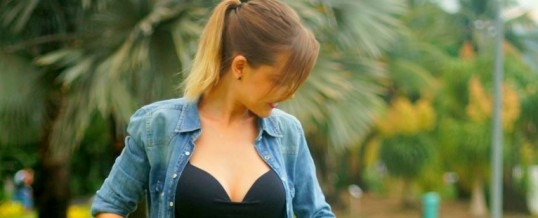Look do dia – total jeans