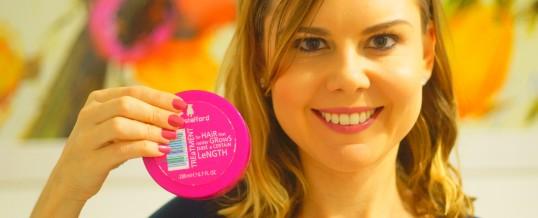 Lee Stafford Hair Growth Treatment – máscara capilar fortalecedora