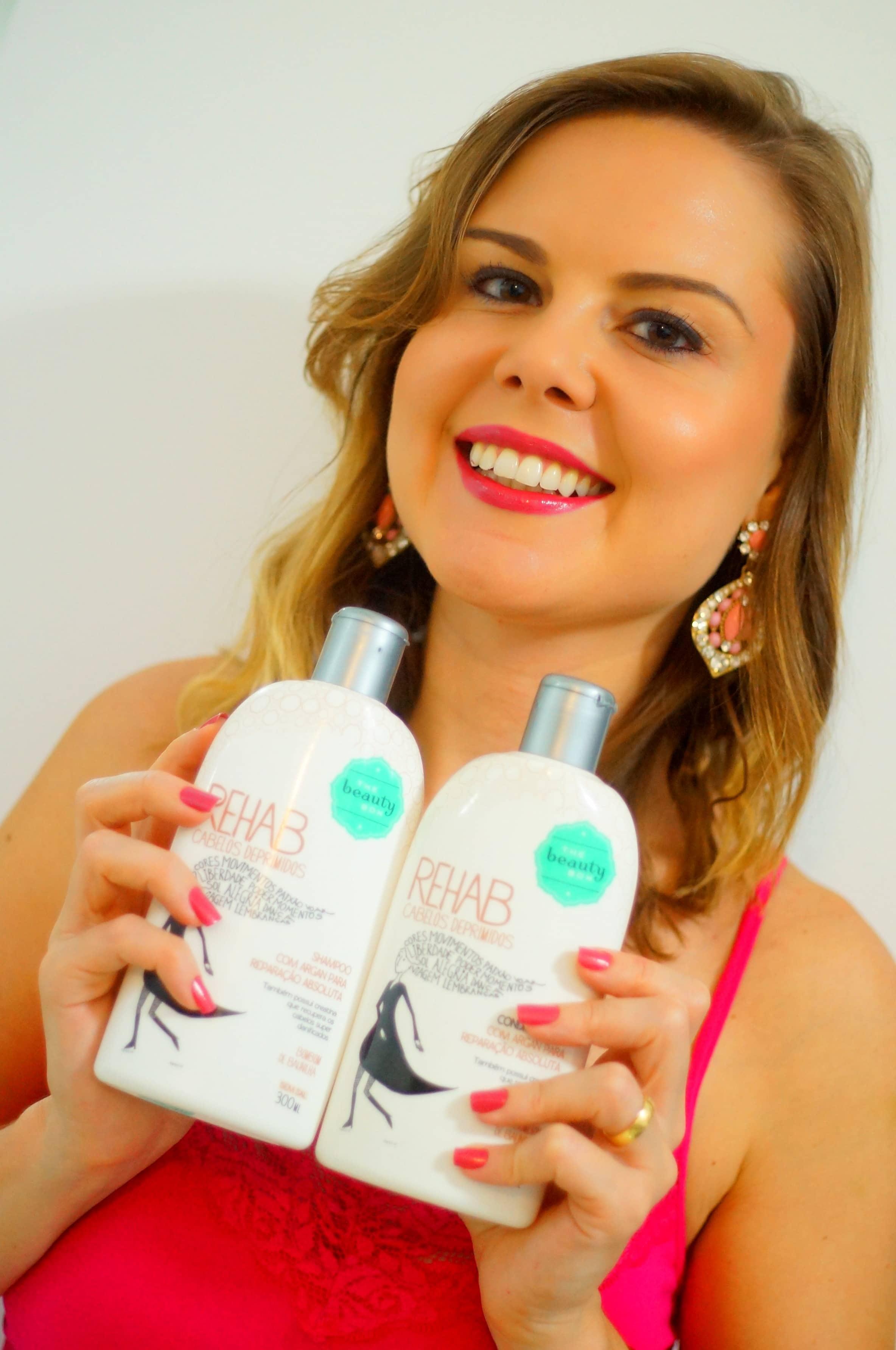 shampoo Beauty Box Rehab