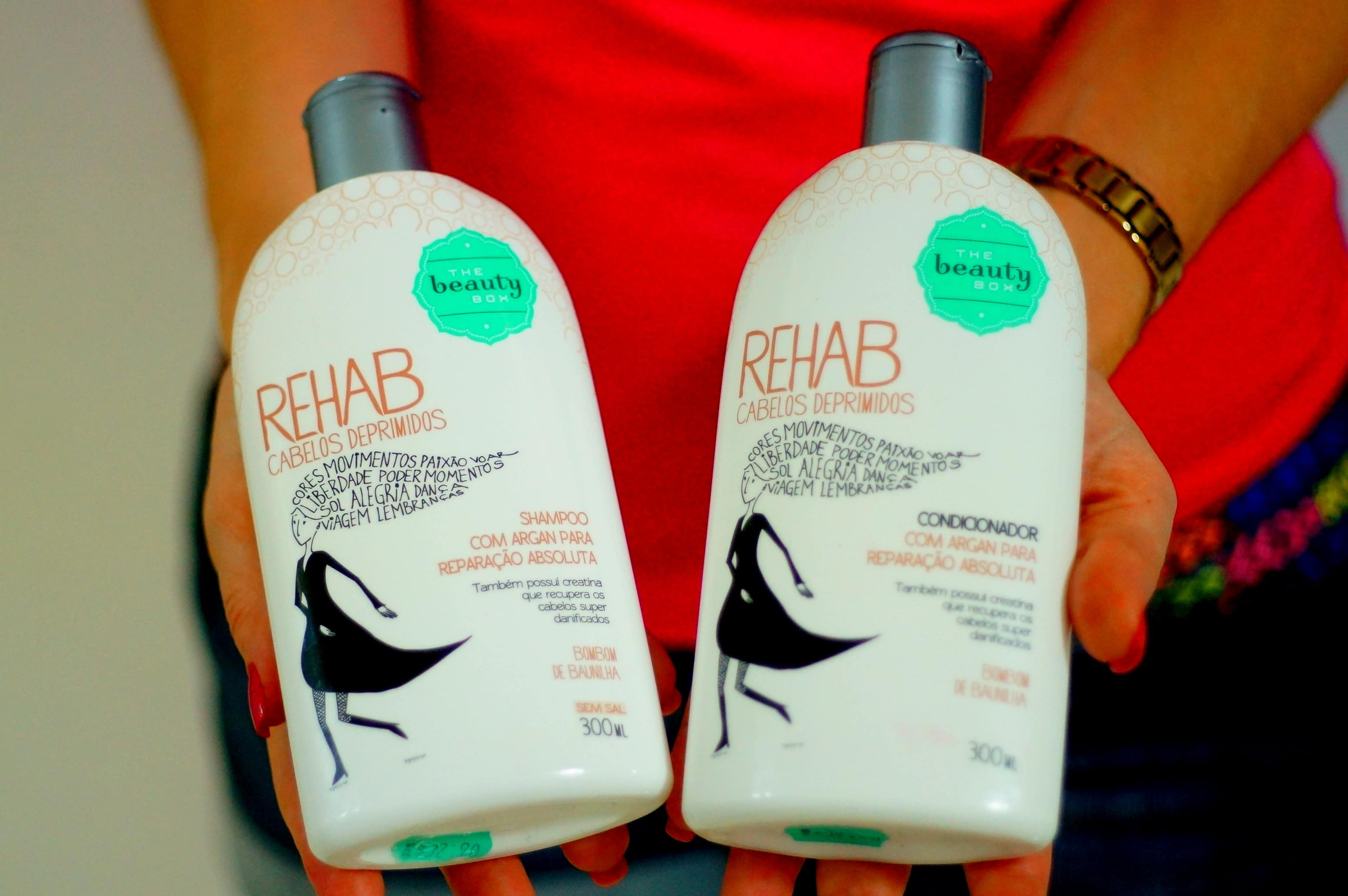 shampoo Beauty Box Rehab