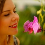 As orquídeas do orquidário do Jardim Botânico do Rio de Janeiro