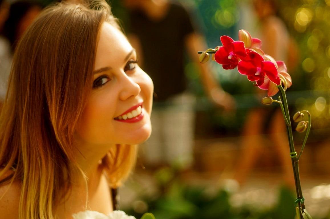 orquídea do orquidário do Jardim Botânico do Rio de Janeiro Meu Pecado Predileto