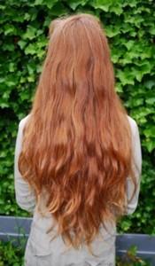 cabelo crescer mais rápido cabelo longo