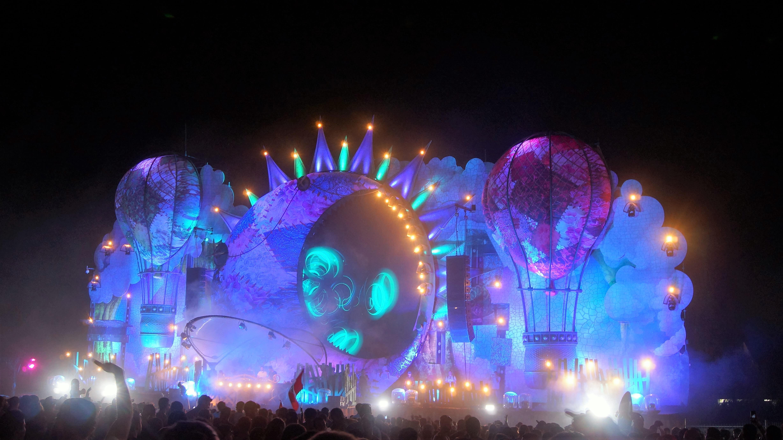 Dreamville Tomorrowland 2016 Brasil