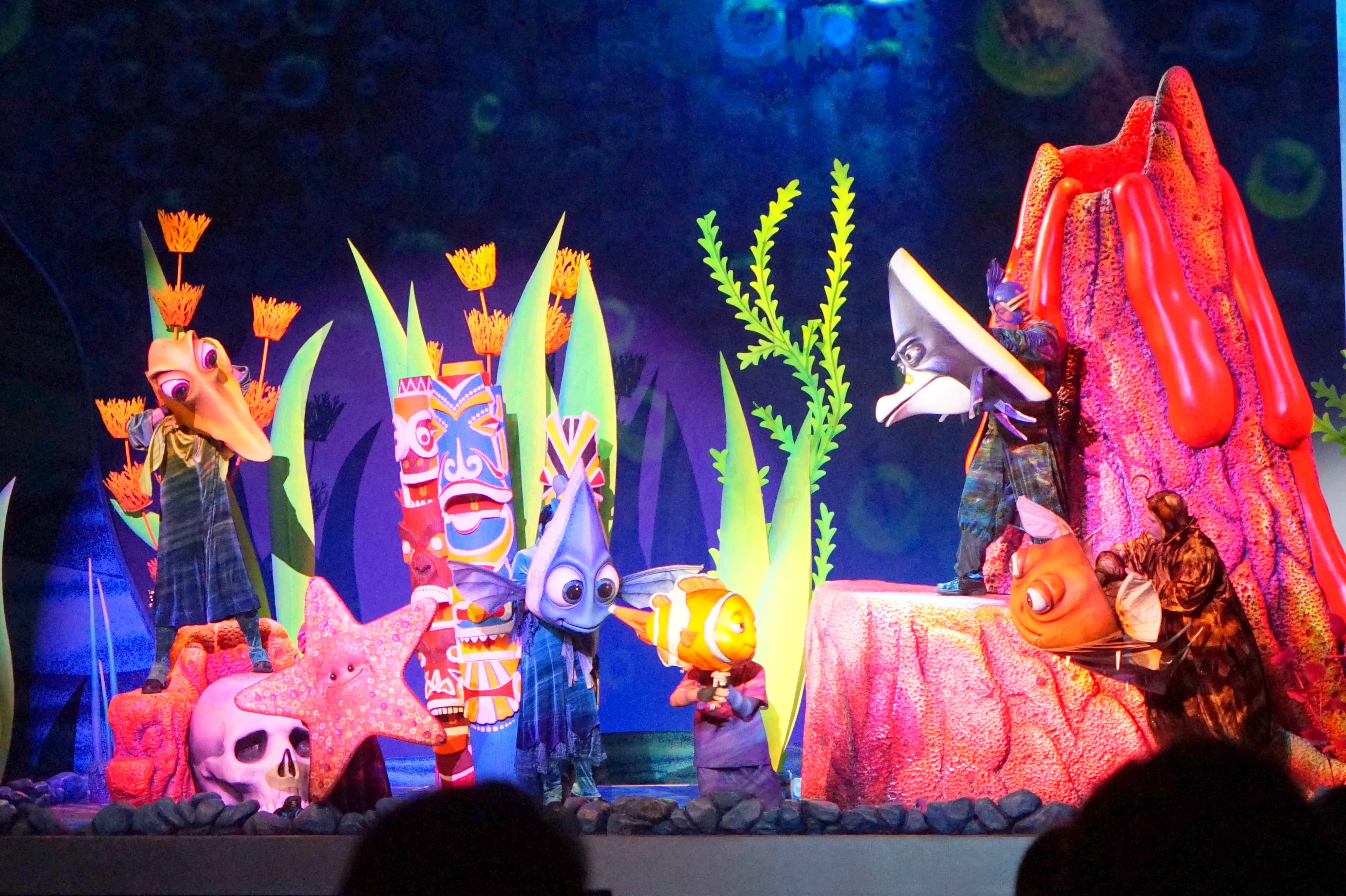 compras em Orlando Florida Animal Kingdom Finding Nemo Meu Pecado Predileto