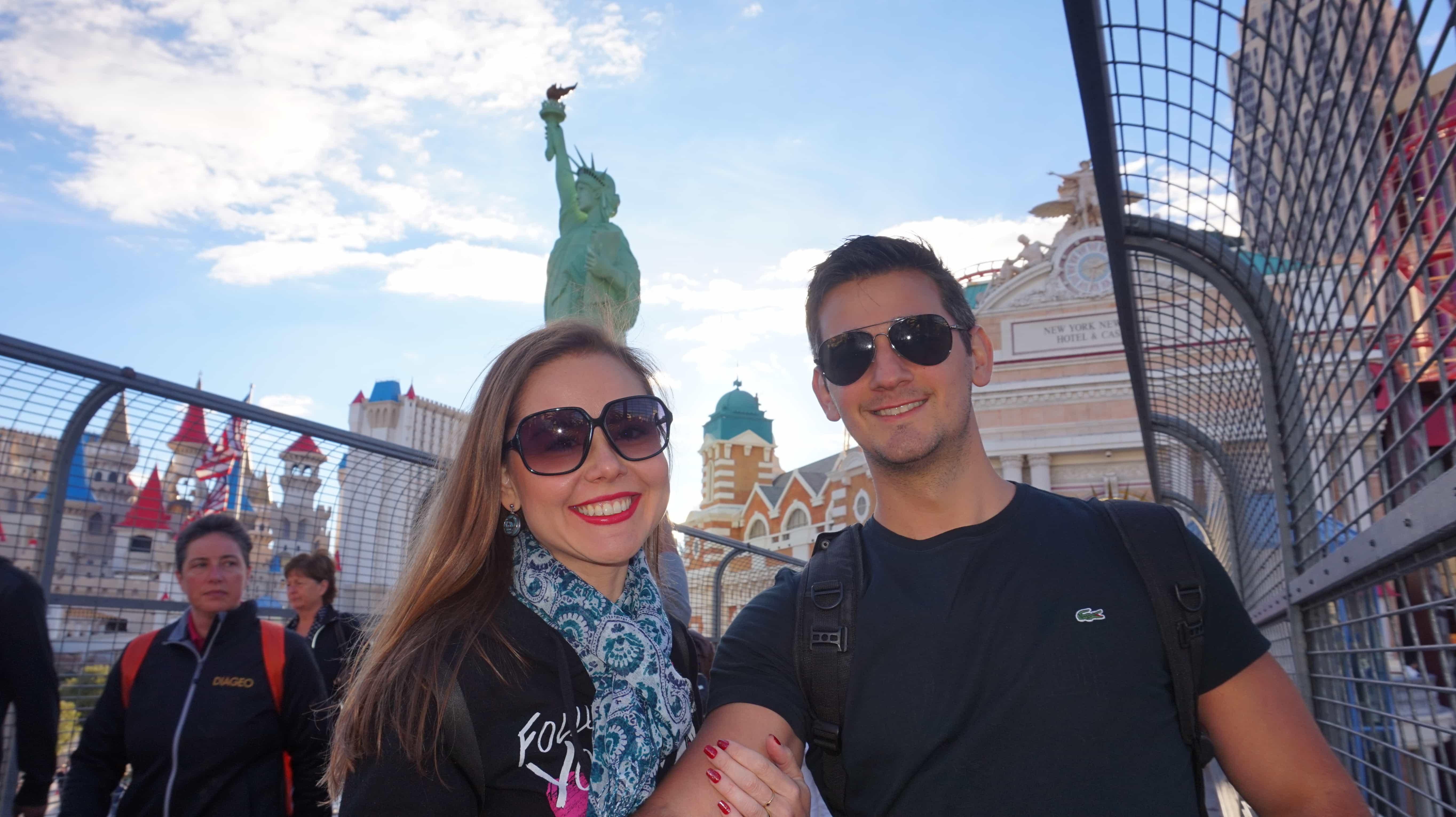 o que fazer em Las Vegas New York New York