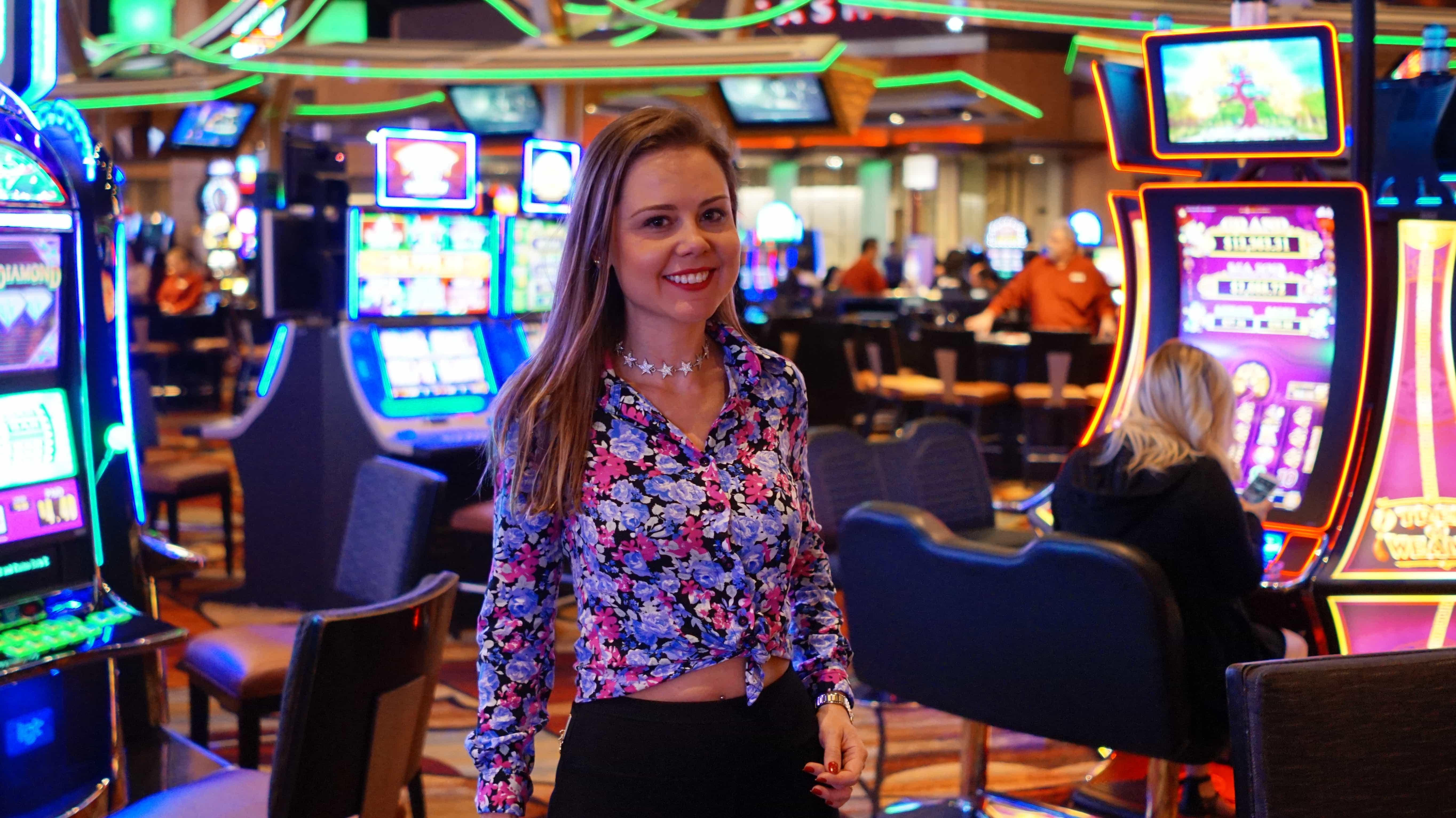 o que fazer em Las Vegas cassino